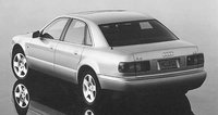1997 Audi A8 Overview