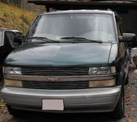 1999 Chevrolet Astro Picture Gallery