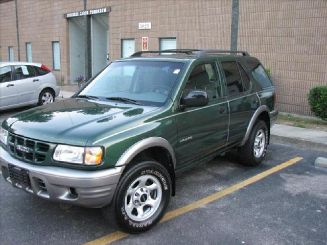 2002 Isuzu Rodeo Overview Cargurus