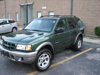 2002 Isuzu Rodeo Overview