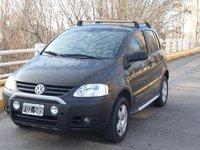 2006 Volkswagen CrossFox Overview