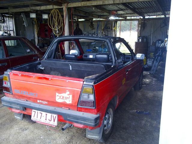 Picture of 1986 Suzuki Alto