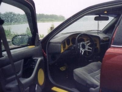 Picture of 1993 Oldsmobile Achieva 4 Dr S Sedan, interior