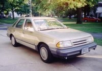 1987 Ford Tempo Overview