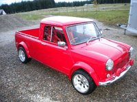 1967 Austin Mini Overview