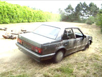 1988 Opel Ascona Overview