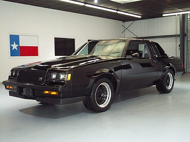 Buick Grand National Pic on 1987 Buick Lesabre Reviews