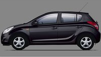 2010 Hyundai i20, side view, exterior, manufacturer