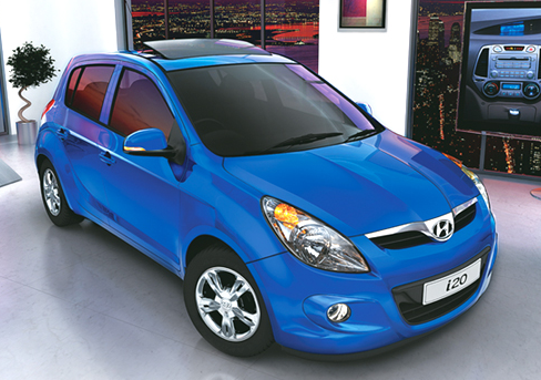 2010 Hyundai i20, exterior, manufacturer
