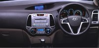 2010 Hyundai i20, dashboard, interior, manufacturer