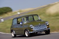 1973 Morris Mini Picture Gallery