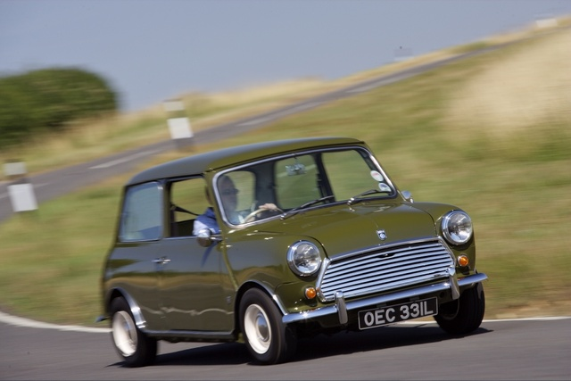 Picture of 1973 Morris Mini