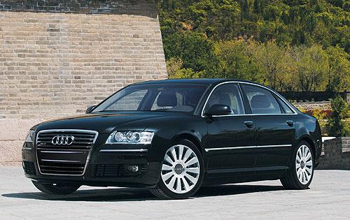 Foto de un 2010 Audi A8