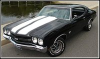 1977 Chevrolet Chevelle Overview