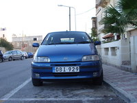 1994 FIAT Punto Picture Gallery