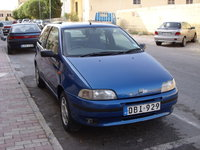 1994 Fiat Punto, The car I drove is not the one in this photo., exterior
