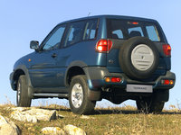2005 Nissan Terrano II, The car I drove is not the one in this photo., exterior