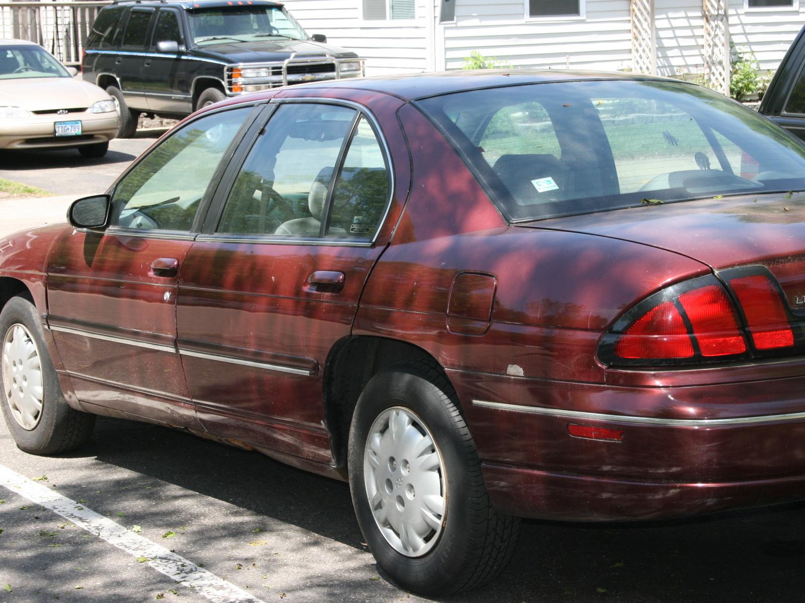 1996 Chevrolet Lumina Sedan related infomation,specifications ...