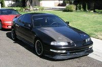 1992 Honda Prelude, look at the pattern of the carbon fiber hood yyyyyooooo!!, exterior