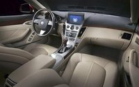 2011 Cadillac CTS, Interior View, manufacturer, interior