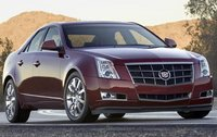 2011 Cadillac CTS, Front Right Quarter View, exterior, manufacturer