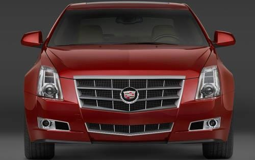 2011 Cadillac CTS, Front View, exterior, manufacturer, gallery_worthy