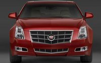 2011 Cadillac CTS, Front View, exterior, manufacturer