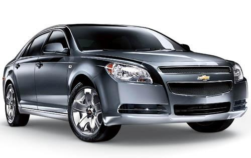 2011 Chevrolet Malibu, Front Right Quarter View, exterior, manufacturer