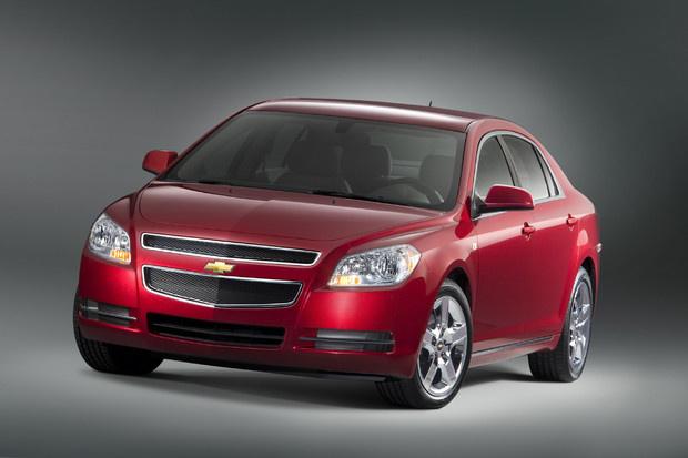 2011 Chevrolet Malibu, Front Left Quarter View, exterior, manufacturer