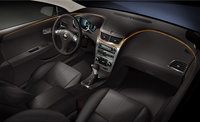2011 Chevrolet Malibu, Interior View, manufacturer, interior