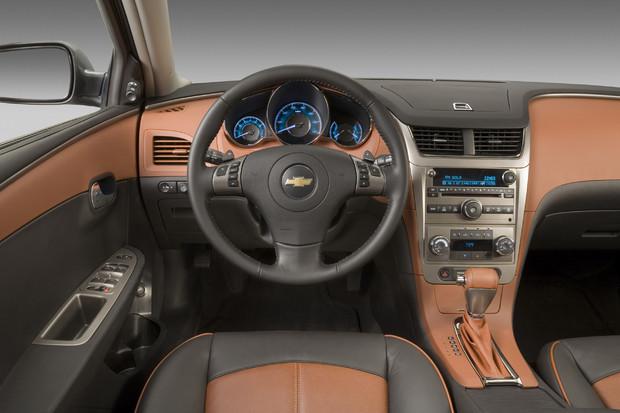 Chevrolet Malibu 2010 Interior. 2011 Chevrolet Malibu