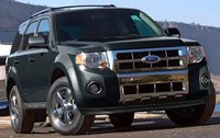 2011 Ford Escape, Front Right Quarter View, exterior, manufacturer