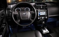 2011 Ford Escape, Interior View, interior, manufacturer