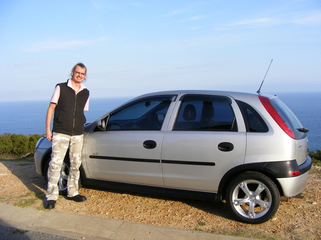 2004 Opel Corsa, JUST BEEN CLEANED , exterior, gallery_worthy