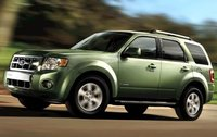 2011 Ford Escape Hybrid, Front Left Quarter View, exterior, manufacturer