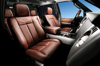 2011 Ford Expedition, Interior View, interior, manufacturer
