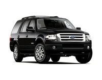2011 Ford Expedition, Front Right Quarter View, manufacturer, exterior
