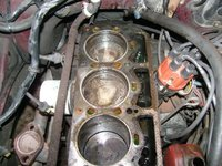 Picture of 1972 Volvo 164, engine