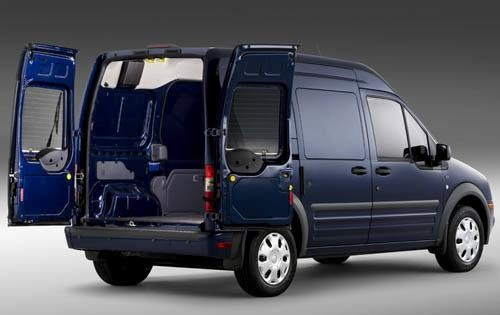 2011 Ford Transit Connect