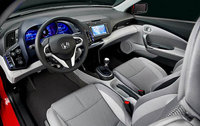 2011 Honda CR-Z, Interior View, manufacturer, interior