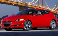 2011 Honda CR-Z, Front Left Quarter View, manufacturer, exterior