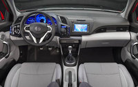 2011 Honda CR-Z, Interior View, interior, manufacturer