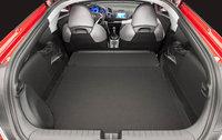 2011 Honda CR-Z, Interior Cargo View, interior, manufacturer