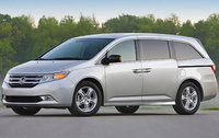 2011 Honda Odyssey Picture Gallery