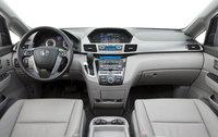 2011 Honda Odyssey, Interior View, interior, manufacturer