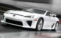 2011 Lexus LFA Overview
