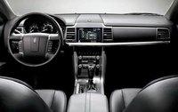 2011 Lincoln MKZ, Interior View, interior, manufacturer