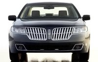 2011 Lincoln MKZ, Front View, exterior, manufacturer