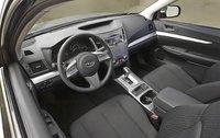 2011 Subaru Legacy, Interior View, interior, manufacturer