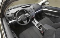 2011 Subaru Legacy, Interior View, manufacturer, interior